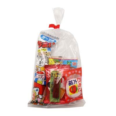 100円 お菓子 詰め合わせ (Bセット) 駄菓子 袋詰め おかしのマーチ