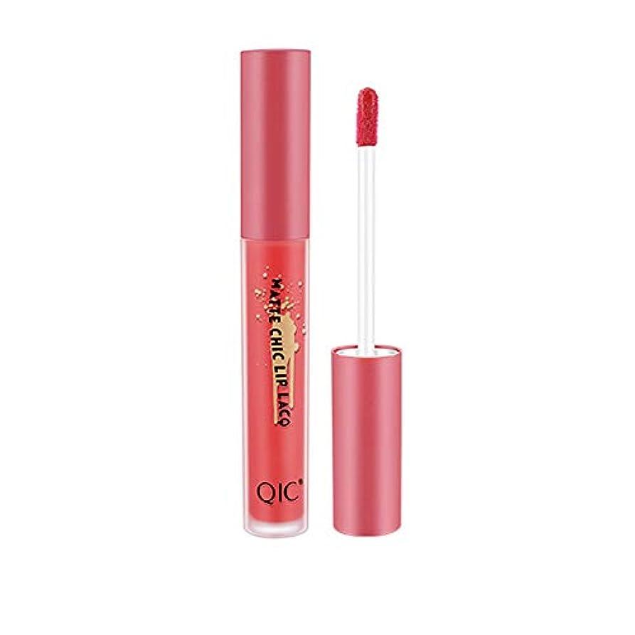 処理するアテンダント因子1ピース口紅防水長続きがするつや消し口紅化粧品美容メイク