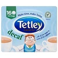 テトリー紅茶 (tetley) デカフェティーバッグ 160bags
