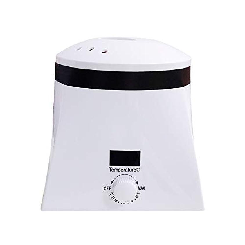シャンパンスポンジ有力者ソフト、パラフィン、暖かい、クレームとストリップワックスのための専門の電気ワックスウォーマーとヒーター|サロン品質の結果のための可変温度と脱毛用ワックスメルター