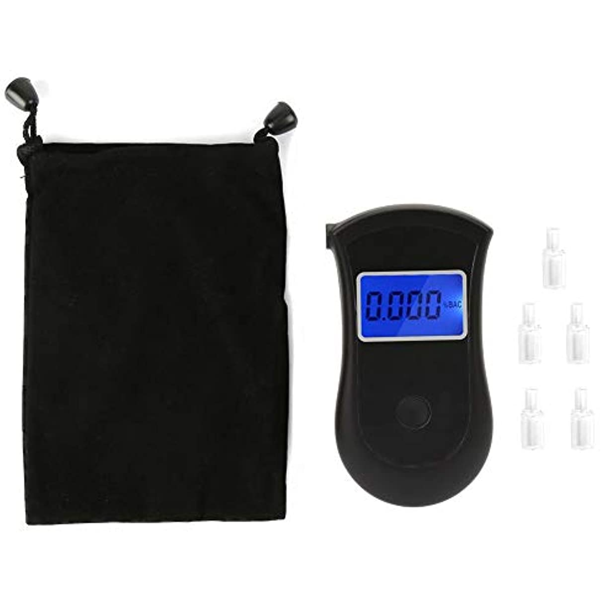 映画店員到着デジタル二重飲酒検知器の検出器の高精度な携帯用検光子