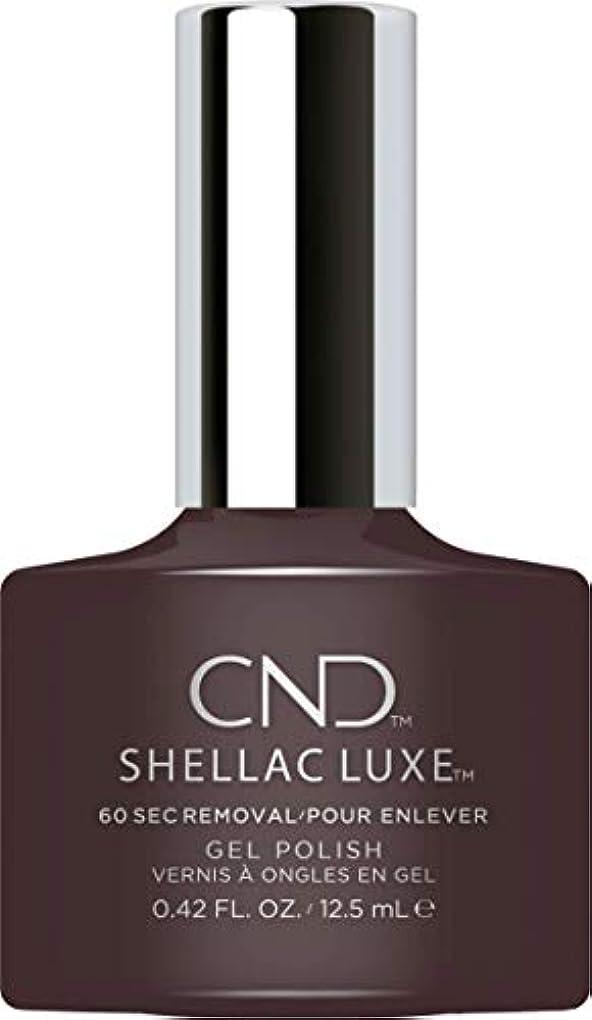 軽減羊の天国CND Shellac Luxe - Phantom - 12.5 ml / 0.42 oz