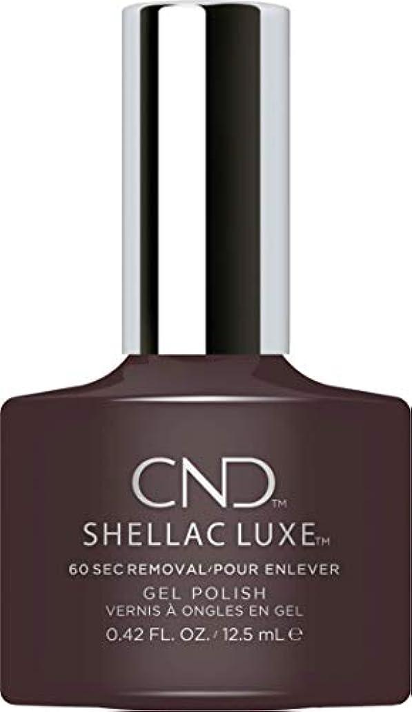 不名誉かすれた伴うCND Shellac Luxe - Phantom - 12.5 ml / 0.42 oz