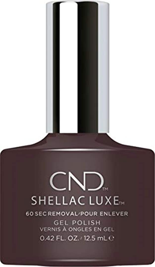 お金ゴム同様の腸CND Shellac Luxe - Phantom - 12.5 ml / 0.42 oz