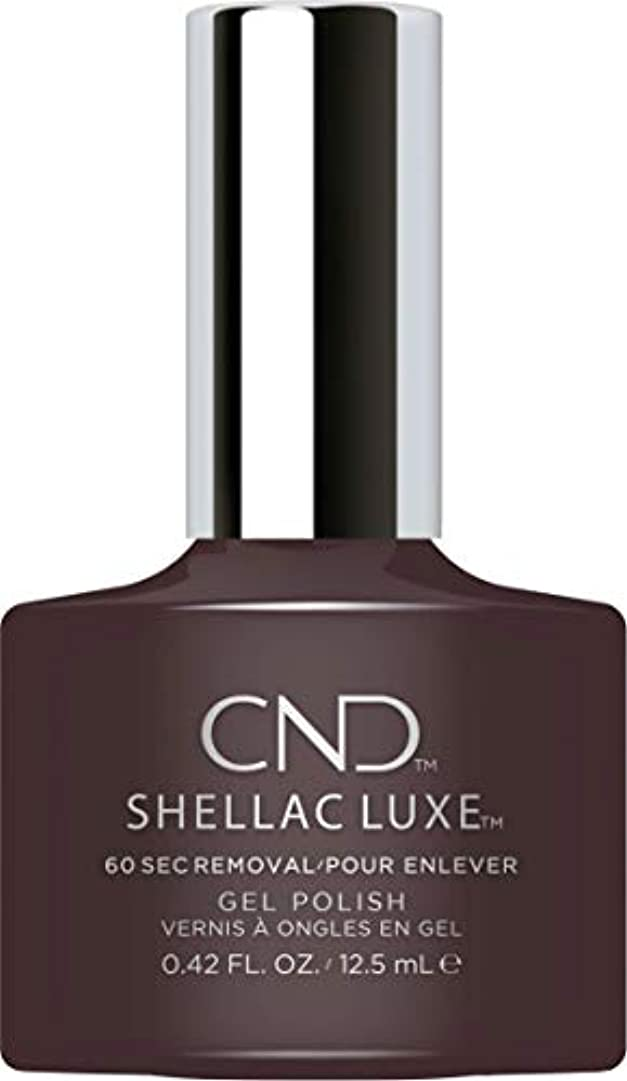 ラオス人きらめき統計CND Shellac Luxe - Phantom - 12.5 ml / 0.42 oz