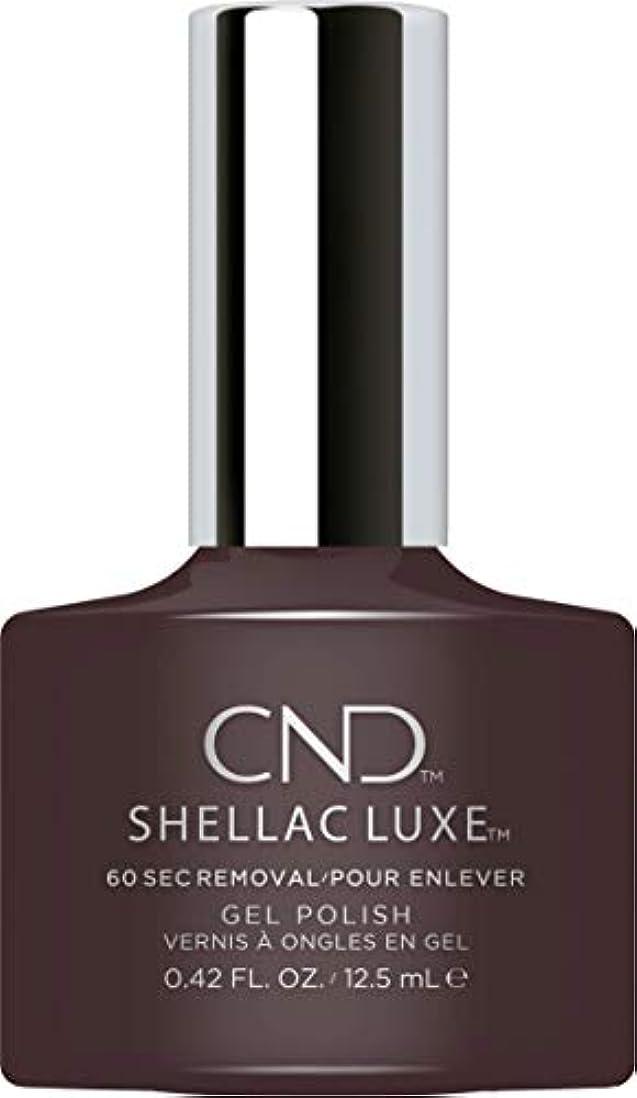 消えるメトロポリタン組み合わせるCND Shellac Luxe - Phantom - 12.5 ml / 0.42 oz