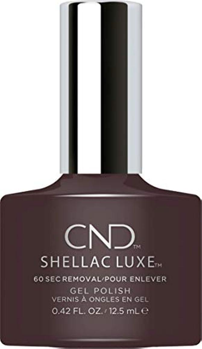 危険にさらされている和解するバウンスCND Shellac Luxe - Phantom - 12.5 ml / 0.42 oz