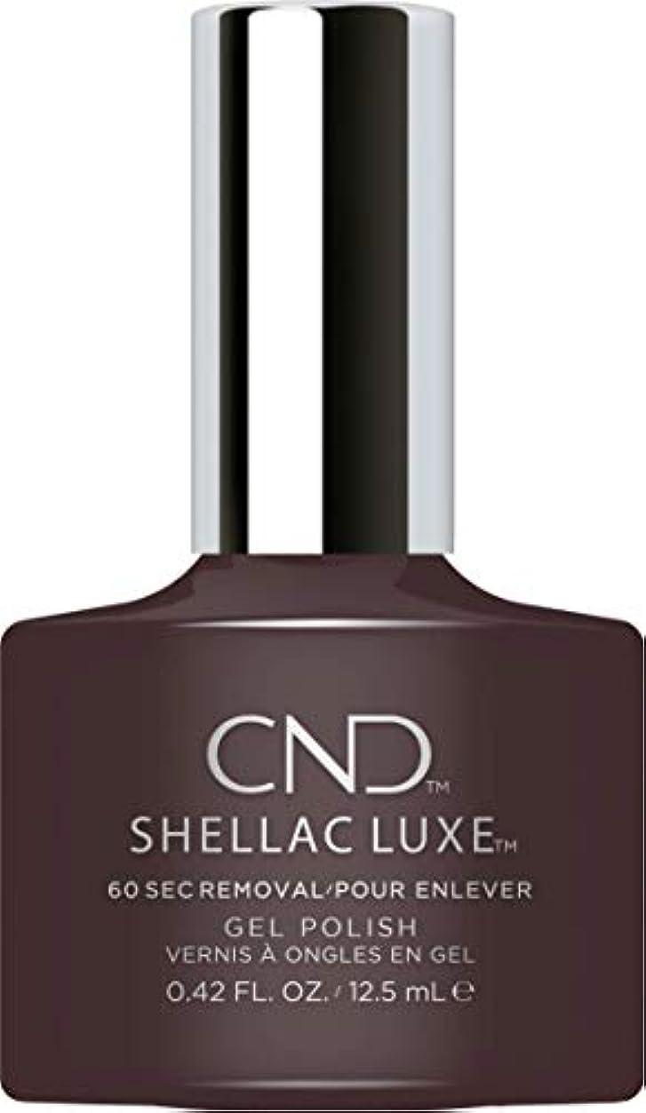 溢れんばかりの決定滑るCND Shellac Luxe - Phantom - 12.5 ml / 0.42 oz