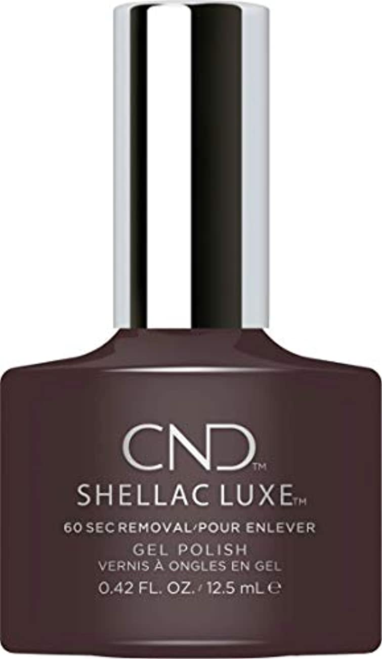 食器棚定期的に軽食CND Shellac Luxe - Phantom - 12.5 ml / 0.42 oz