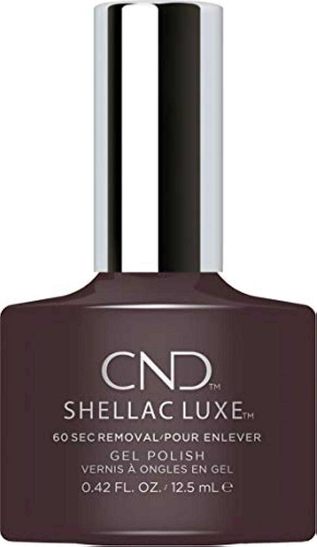 先行する長くする本質的ではないCND Shellac Luxe - Phantom - 12.5 ml / 0.42 oz