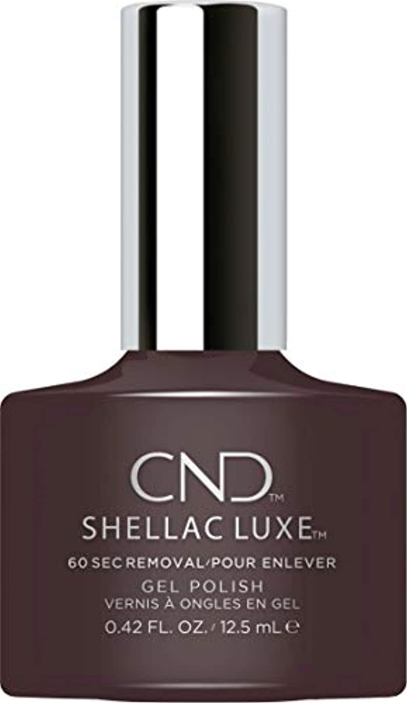 訪問無限大免疫するCND Shellac Luxe - Phantom - 12.5 ml / 0.42 oz