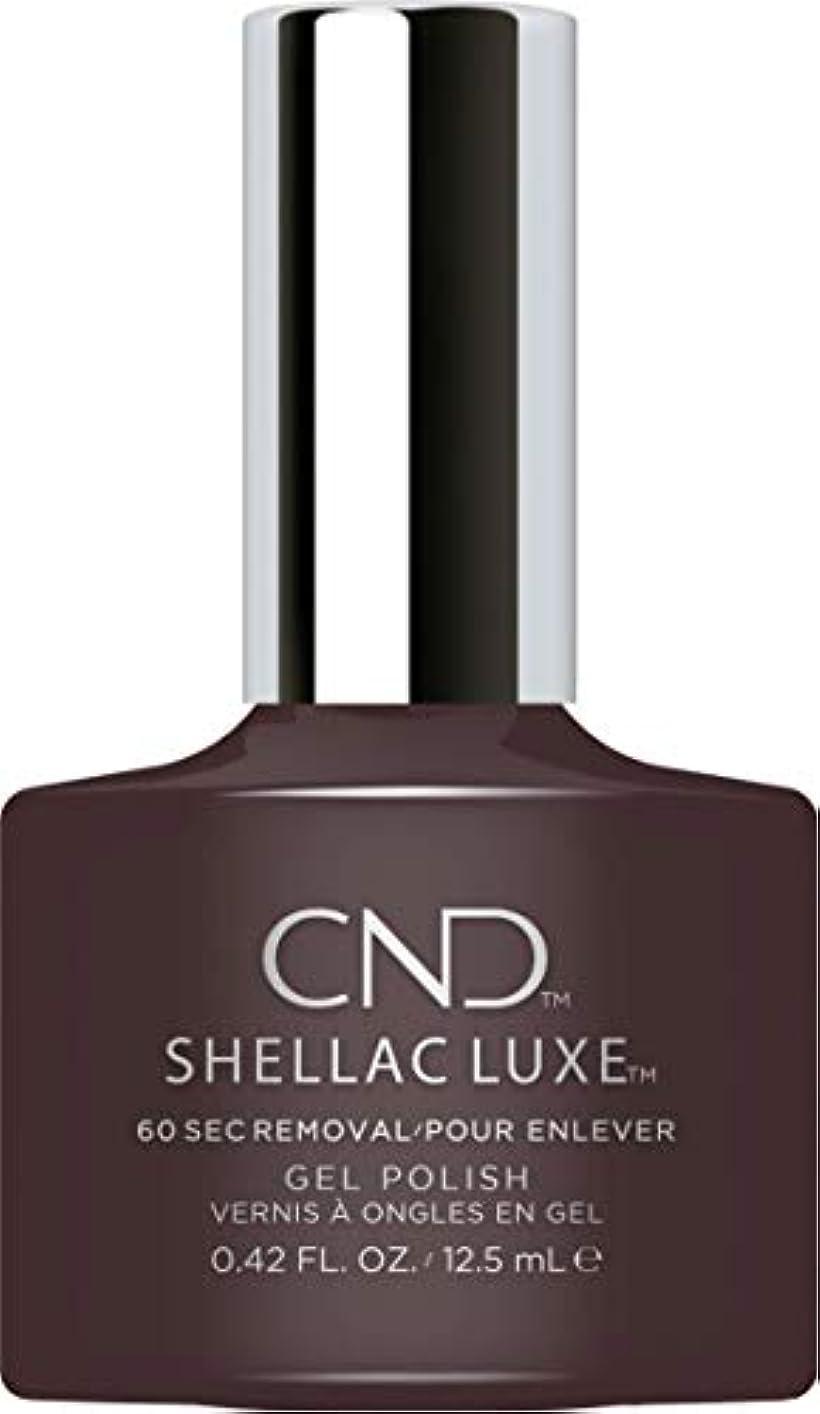 ヒロイン変わる把握CND Shellac Luxe - Phantom - 12.5 ml / 0.42 oz