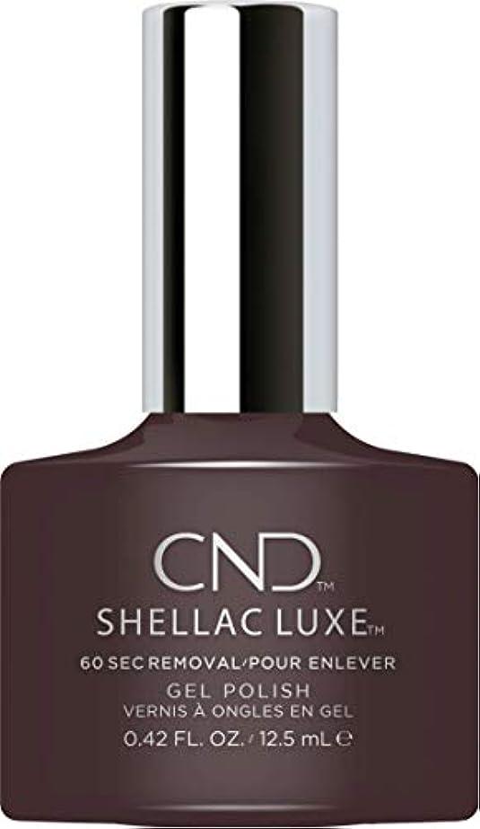 許される密度カートCND Shellac Luxe - Phantom - 12.5 ml / 0.42 oz