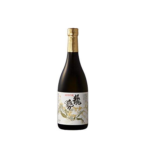 龍勢 純米吟醸 白ラベル [720ml]