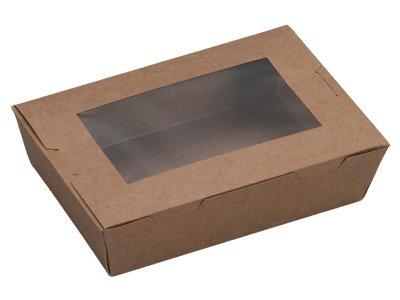cotta『窓付きランチボックス(M)クラフト』