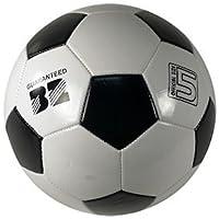 公式サイズサッカーボールブラックとホワイトサイズno。5 Europeanパネル – igifts Inc。