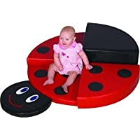 Childrens Factory CF322-374 Ladybug Climber by Children's Factory [並行輸入品]