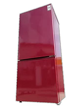 アクア 184L 2ドア冷蔵庫(ルージュ)AQUA AQR-18D-R