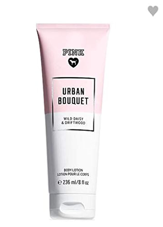 梨意識恵みVICTORIA'S SECRET Fragrant Body Lotion Urban Bouquet