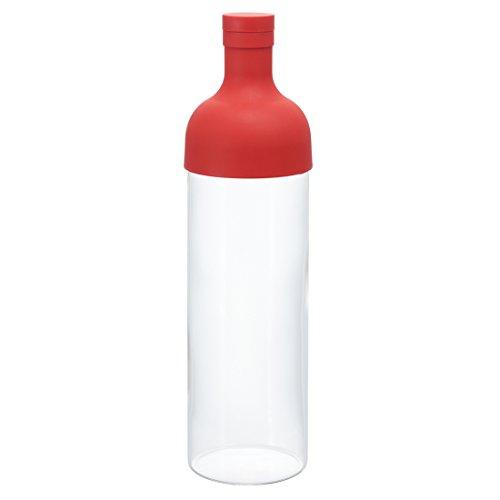 RoomClip商品情報 - HARIO (ハリオ) フィルターイン ボトル 750ml レッド FIB-75-R