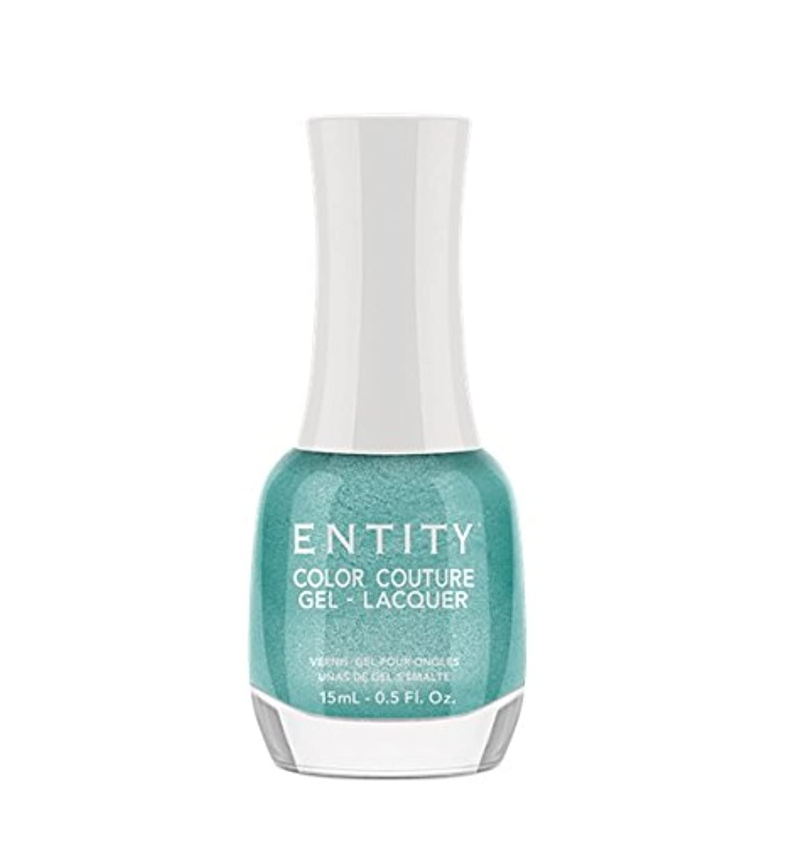 フェリー物足りないツーリストEntity Color Couture Gel-Lacquer - Jewel Tones - 15 ml/0.5 oz