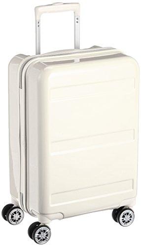 [シフレ] スーツケース グリーンワークス 48cm 34L 2.78kg LCC機内持込サイズ 双輪キャスター 機内持込可 保証付 34L 54cm 2.78kg GRE2042-48 ホワイト ホワイト