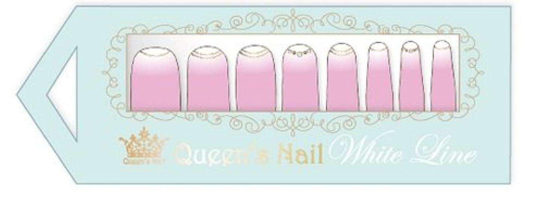 アンカー洪水肥満Queen's Nail QN-NL-001