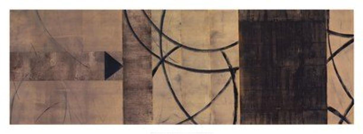 メタリック欠員反乱彼女の声II by Barbara Bouman Jay – 38 x 14インチ – アートプリントポスター LE_663959