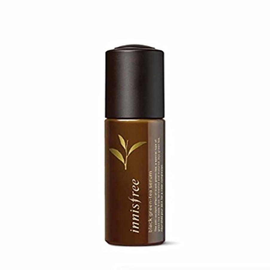 イニスフリーブラックグリーンティーセラム50ml / Innisfree Black Green-Tea Serum 50ml[海外直送品][並行輸入品]