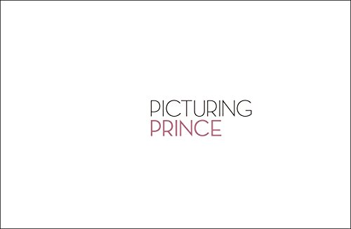 PICTURING PRINCE プリンスの素顔