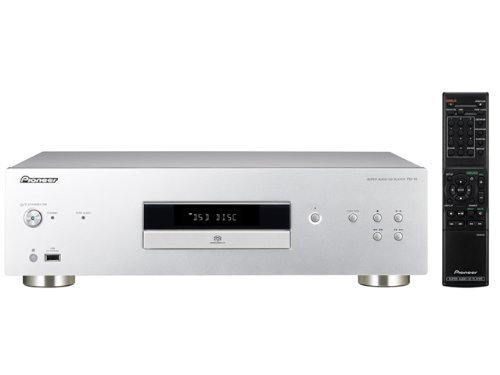 Pioneer CD/SACDプレーヤー  ハイレゾ音源対応 PD-10