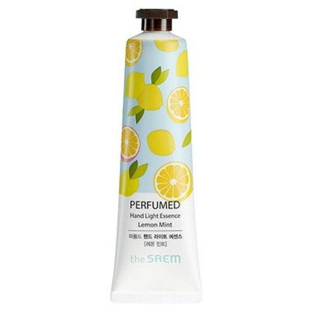 【the SAEM】パフュームドハンド ライトエッセンス30ml (5種類選択1) (レモン&ミントの香り) [並行輸入品]