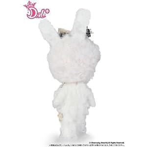 グルーヴ Little DAL+ Romantic White rabbit (ロマンティック ホワイトラビット) LD-545