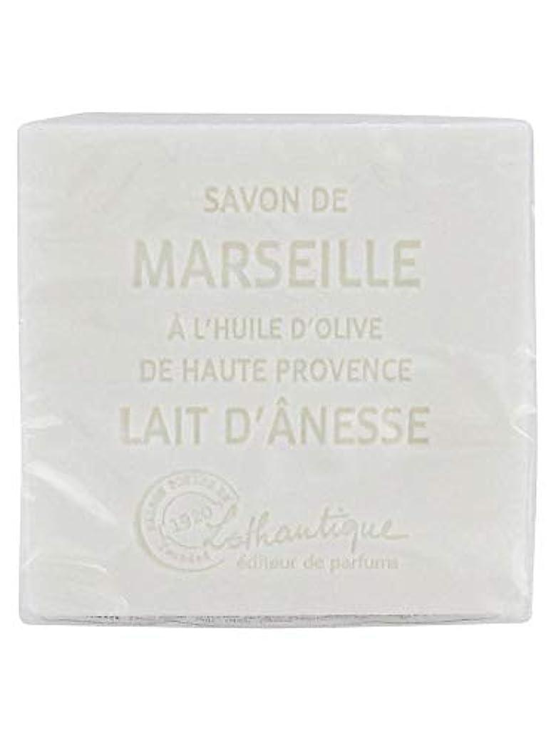 著者ノミネート恥ずかしさLothantique(ロタンティック) Les savons de Marseille(マルセイユソープ) マルセイユソープ 100g 「ミルク(ロバミルク)」 3420070038043
