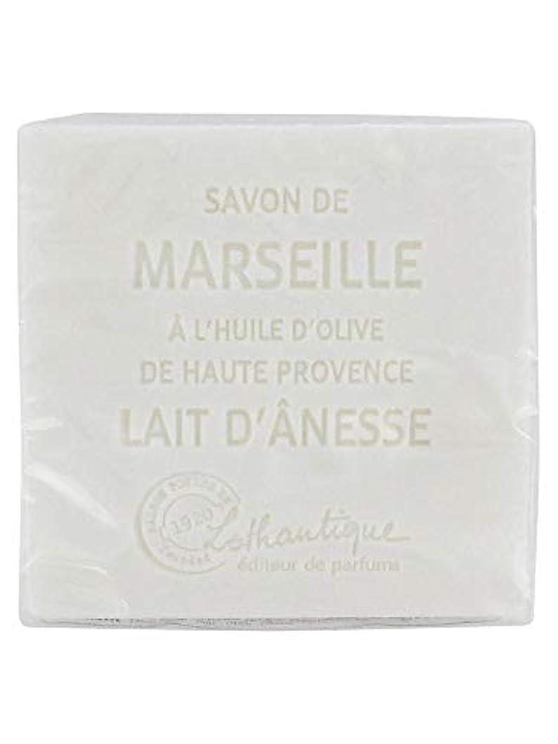 書き出す解決する月曜Lothantique(ロタンティック) Les savons de Marseille(マルセイユソープ) マルセイユソープ 100g 「ミルク(ロバミルク)」 3420070038043