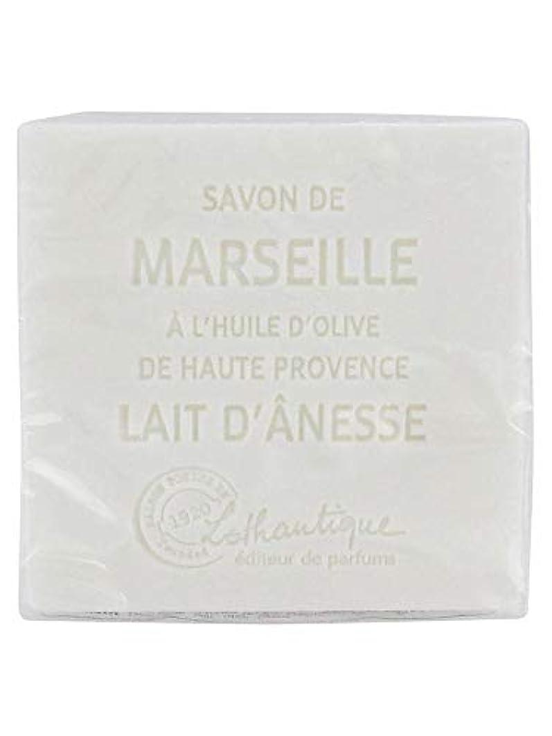 ごめんなさい戦闘アヒルLothantique(ロタンティック) Les savons de Marseille(マルセイユソープ) マルセイユソープ 100g 「ミルク(ロバミルク)」 3420070038043