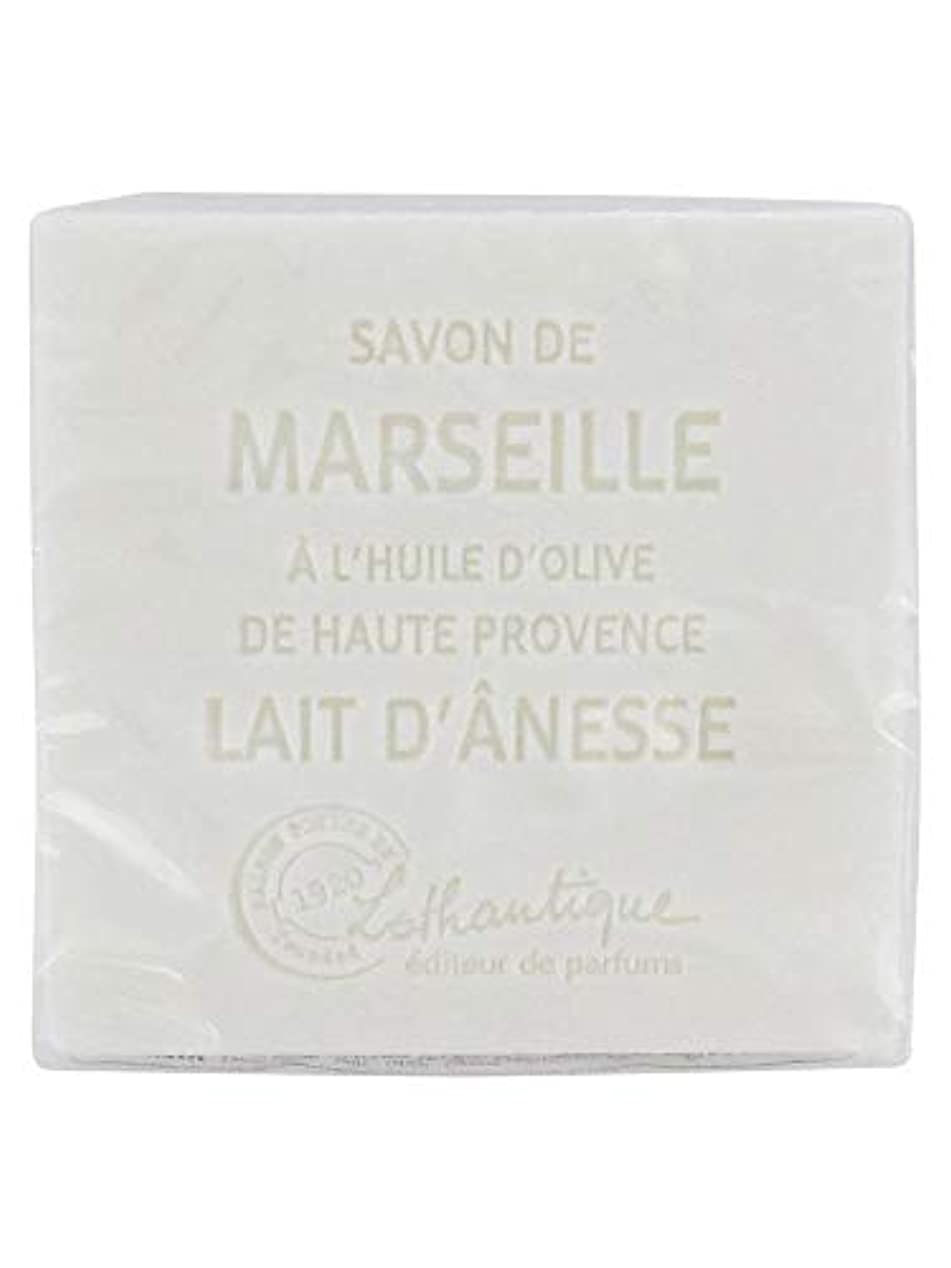 値早く悔い改めLothantique(ロタンティック) Les savons de Marseille(マルセイユソープ) マルセイユソープ 100g 「ミルク(ロバミルク)」 3420070038043