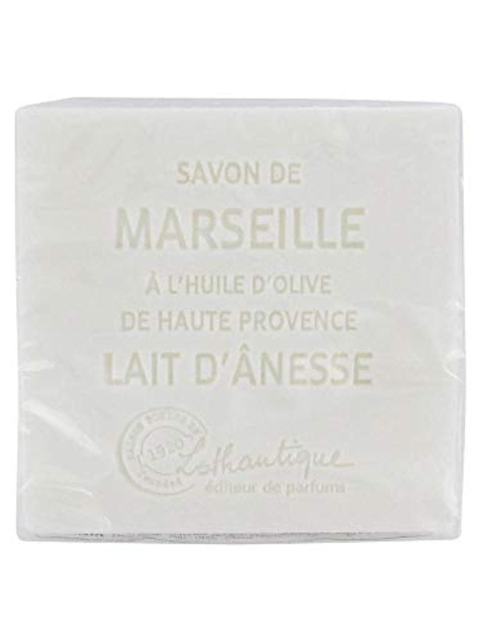 実用的対シロクマLothantique(ロタンティック) Les savons de Marseille(マルセイユソープ) マルセイユソープ 100g 「ミルク(ロバミルク)」 3420070038043