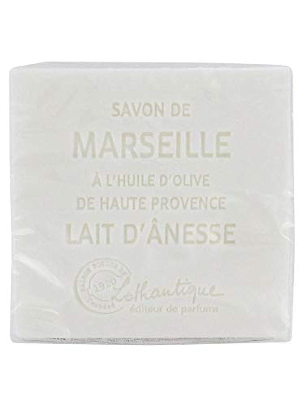 借りるすみません売り手Lothantique(ロタンティック) Les savons de Marseille(マルセイユソープ) マルセイユソープ 100g 「ミルク(ロバミルク)」 3420070038043