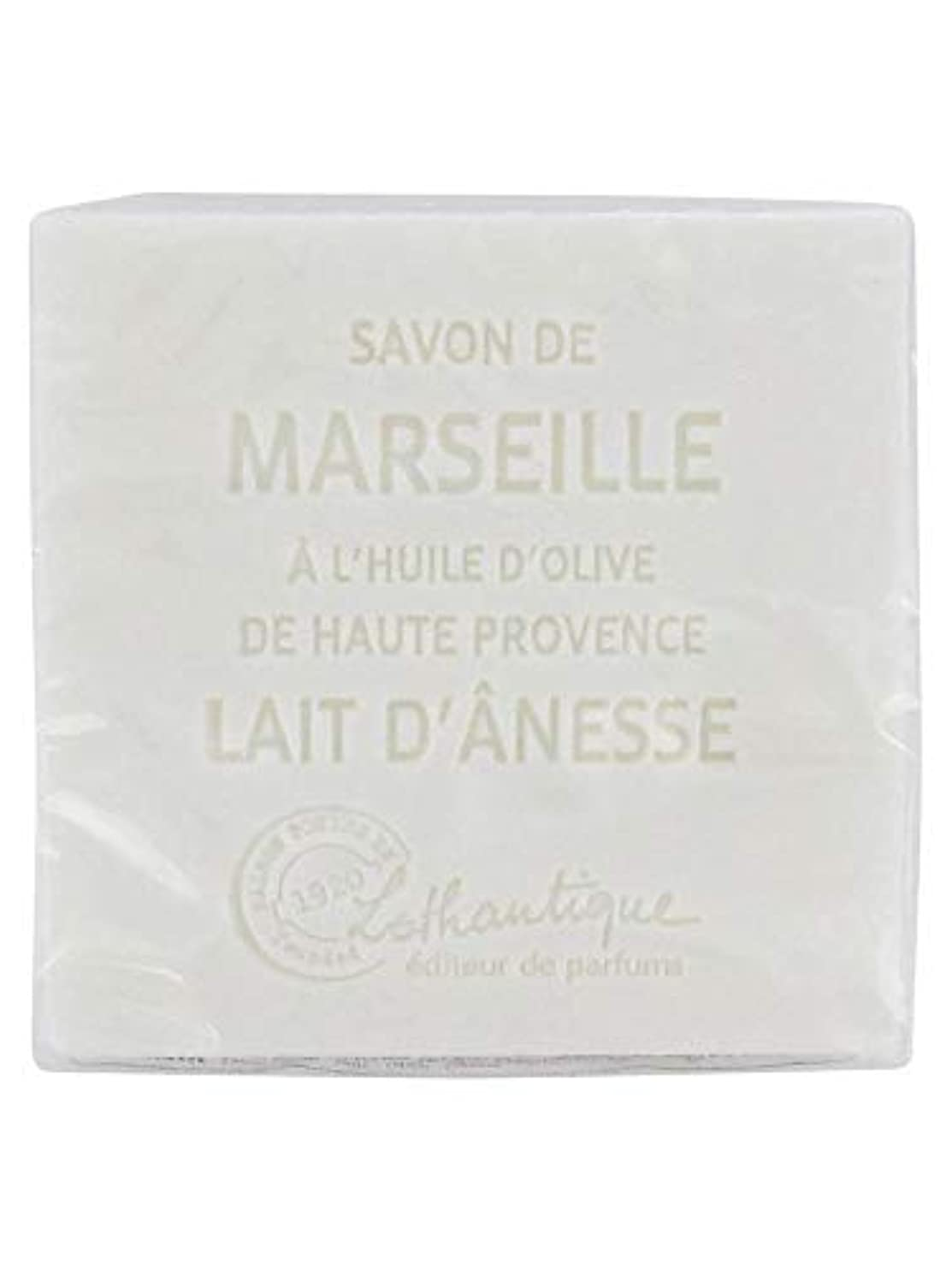 シンポジウムチャート恥ずかしさLothantique(ロタンティック) Les savons de Marseille(マルセイユソープ) マルセイユソープ 100g 「ミルク(ロバミルク)」 3420070038043