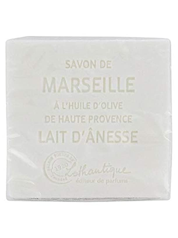 ブルーベルオペラ不幸Lothantique(ロタンティック) Les savons de Marseille(マルセイユソープ) マルセイユソープ 100g 「ミルク(ロバミルク)」 3420070038043