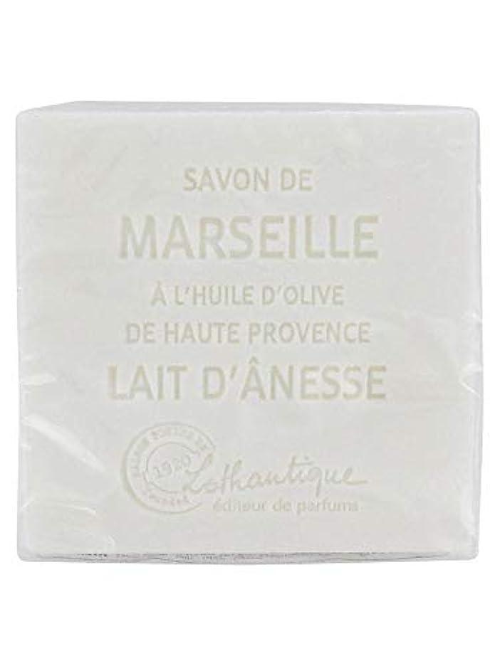 自動昆虫ツールLothantique(ロタンティック) Les savons de Marseille(マルセイユソープ) マルセイユソープ 100g 「ミルク(ロバミルク)」 3420070038043
