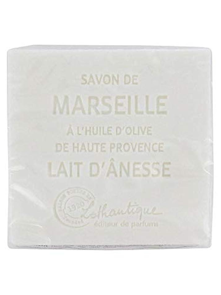ブレイズエジプト一方、Lothantique(ロタンティック) Les savons de Marseille(マルセイユソープ) マルセイユソープ 100g 「ミルク(ロバミルク)」 3420070038043
