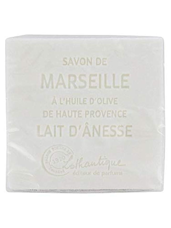 コンピューター投資ベリLothantique(ロタンティック) Les savons de Marseille(マルセイユソープ) マルセイユソープ 100g 「ミルク(ロバミルク)」 3420070038043