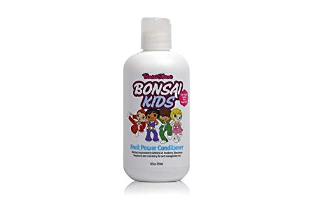 色時々侵入するBonsai Kids Fruit Power Conditioner by Bonsai Sheroes