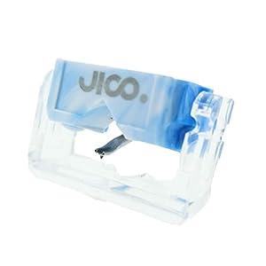 JICO レコード針 JICO設立60周年記念モデル cosmic symphony SHURE N-44-7用交換針 Earth 丸針 192-44-7 IMP Ear