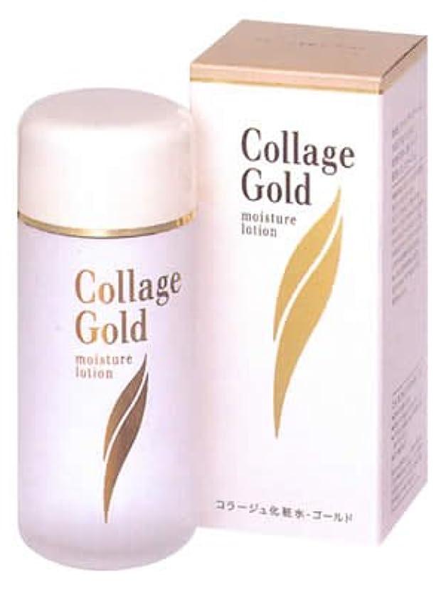 にぎやか異形印刷するコラージュ 化粧水-ゴールドS 100mL (医薬部外品)
