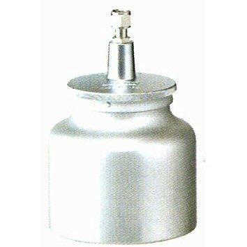 近畿製作所 塗料カップ【吸上式スクリュー型塗料容器】1200cc KS-12-3