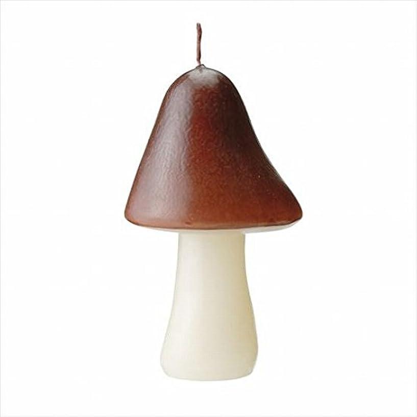 しがみつくペルメル禁じるカメヤマキャンドル(kameyama candle) きのこキャンドルL