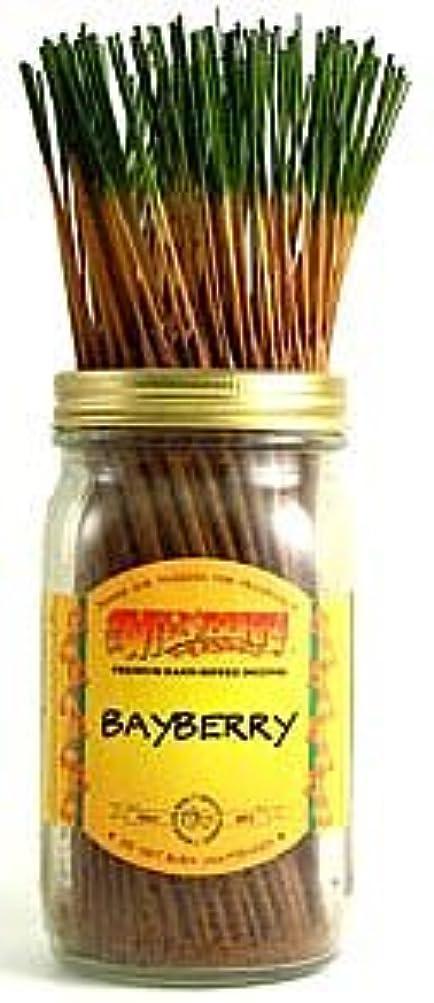 レイプダーベビルのテスブリリアントBayberry – 100ワイルドベリーIncense Sticks